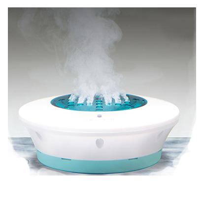 Hydrogen Generator for Bath