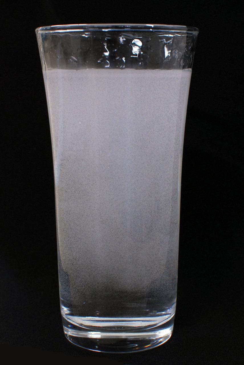 ubble viewable H2 water
