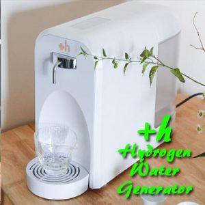 Hydrogen Water Generator Doctors Man